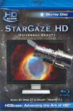 HD SCAPE STARGAZE HD: UNIVERSAL BEAUTY [블루레이 전용플레이어 사용]