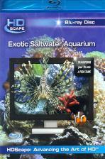 HD SCAPE EXOTIC SALTWATER AQUARIUM [블루레이 전용플레이어 사용]