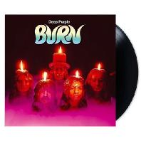 DEEP PURPLE - BURN [180G LP]