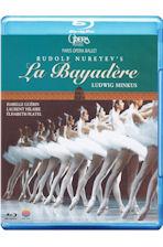LA BAYADERE/ RUDOLF NUREYEV, PARIS OPERA BALLET [밍쿠스: 라 바야데르]