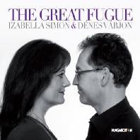 THE GREAT FUGUE/ IZABELLA SIMON, DENES VARJON [이자벨라 사이먼 & 데네스 바르욘: 피아노 듀오 연주집 - 베토벤, 모차르트 외]