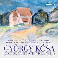 CHAMBER MUSIC WITH VIOLA VOL.2/ DIRK HEGEMANN [코셔: 비올라로 연주하는 실내악곡 2집]
