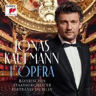 L`OPERA/ BERTRAND DE BILLY [요나스 카우프만: 프랑스 오페라 아리아]