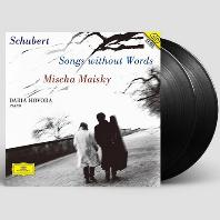 SONGS WITHOUT WORDS/ MISCHA MAISKY, DARIA HOVORA [ANALOGPHONIC 180G LP] [미샤 마이스키: 슈베르트 무언가 - 첼로와 피아노를 위한 가곡 편곡집]