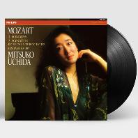 PIANO SONATAS KV331, KV332/ MITSUKO UCHIDA [ANALOGPHONIC 180G LP] [모차르트: 피아노 소나타 - 미츠코 우치다]