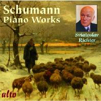 PIANO WORKS/ SVIATOSLAV RICHTER