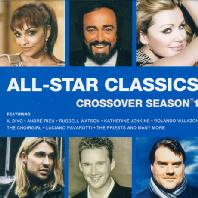 ALL-STAR CLASSICS BLUE ALBUM: CROSSOVER SEASON 1