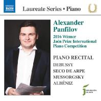 알렉산드르 판필로프: 피아노 리사이틀