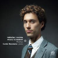 슈베르트: 피아노 소나타 21번 D960, 쇼팽: 녹턴 OP.9-1, 62-1, 48-1 외