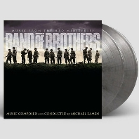 BAND OF BROTHERS [밴드 오브 브라더스] [SILVER AND BLACK MARBLED] [180G LP]