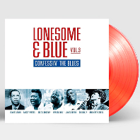 LONESOME & BLUE VOL.3: CONFESSIN` THE BLUES [180G TRANSPARENT RED LP]