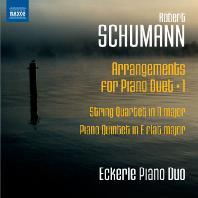 ARRANGEMENTS FOR PIANO DUET 1/ ECKERLE PIANO DUO
