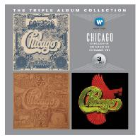 CHICAGO - THE TRIPLE ALBUM COLLECTION [CHICAGO 6+CHICAGO 7+CHICAGO 8]*