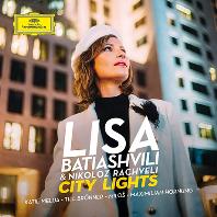 CITY LIGHTS/ NIKOLOZ RACHVELI [시티라이트: 찰리 채플린과 11개 도시의 바이올린 소품 - 리사 바티아쉬빌리