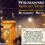 VIRTUOSO VIOLIN/ RUGGIERO RICCI