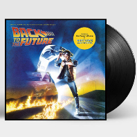 BACK TO THE FUTURE [백 투 더 퓨처] [LP]