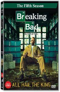 브레이킹 배드 시즌 5 [BREAKING BAD: THE FIFTH SEASON] DVD