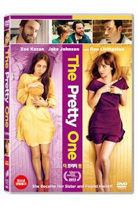 더 프리티 원 [THE PRETTY ONE] DVD