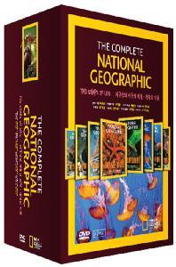 내셔널지오그래픽: 지구상의 생물의 비밀, 생명의 기원 8종 박스세트 [NATIONAL GEOGRAPHIC: THE SHAPE OF LIFE]