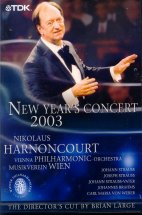NEW YEAR`S CONCERT 2003/ <!HS>NIKOLAUS<!HE> HARNONCOURT