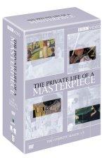 세계 명화의 비밀: BBC HD 아트스페셜 [THE PRIVATE LIFE OF A MASTERPIECE] / (미개봉) 13disc/아웃박스 포함