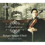 RICHARD YONGJAE O`NEILL(리처드 용재오닐) - MYSTERIOSO/ ALTE MUSIK KOLN [미스테리오소]