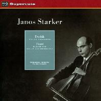 DVORAK: CELLO CONCERTO & FAURE: ELEGIE FOR CELLO AND ORCHESTRA [드보르작: 첼로 협주곡 & 포레: 엘레지]