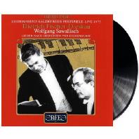 LIVE RECORDING SALZBURGER 1975/ WOLFGANG SAWALLISCH [120G LP] [디트리히 피셔 디스카우: 1975년 잘츠부르크 페스티벌]