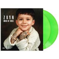 MIND OF MINE [NEON GREEN LP] [LIMITED EDITION]