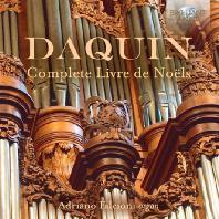 COMPLETE LIVRE DE NOELS/ ADRIANO FALCIONI [다캥: 크리스마스 음악 변주곡 전곡집 - 아드리아노 팔치오니]