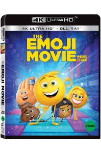 이모티: 더 무비 [4K UHD+BD] [THE EMOJI MOVIE]