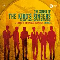 THE SOUND OF THE KING`S SINGERS: MADRIGAL HISTORY TOUR [킹스 싱어즈 사운드]