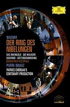 DER RING DES NIBELUNGEN/ <!HS>PIERRE<!HE> BOULEZ [바그너: 니벨룽겐의 반지]