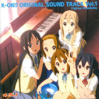 K-ON!! ORIGINAL SOUND TRACK VOL.1 [케이온 2기 VOL.1]