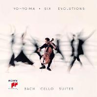 SIX EVOLUTIONS: CELLO SUITES/ YO-YO MA [요요 마: 바흐 무반주 첼로 모음곡]