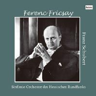 SYMPHONY NO.8(9)/ FERENC FRICSAY [슈베르트: 교향곡 9번 <그레이트>  페렌츠 프리차이]