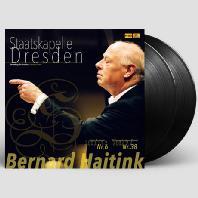 SYMPHONY NO.6 & NO.38/ BERNARD HAITINK [브루크너: 교향곡 6번 & 모차르트: 교향곡 38번 - 하이팅크] [LP]