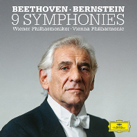 9 SYMPHONIES/ LEONARD BERNSTEIN [5CD+BDA] [베토벤: 교향곡 전곡 - 빈필하모닉, 번스타인]