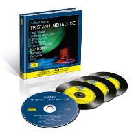 TRISTAN UND ISOLDE/ KARL BOHM [3CD+BDA] [바그너: 트리스탄과 이졸데]