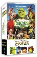 슈렉 콜렉션 [SHREK 4-MOVIE COLLECTION]