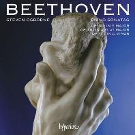 PIANO SONATAS OP.109, 110 & 111/ STEVEN OSBORNE [베토벤: 피아노 소나타 30, 31, 32번 - 스티븐 오스본]