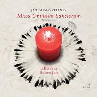 MISSA OMNIUM SANCTORUM/ LABAROCCA, RUBEN JAIS [젤렌카: 모든 성인을 위한 미사 - 라 바로카]