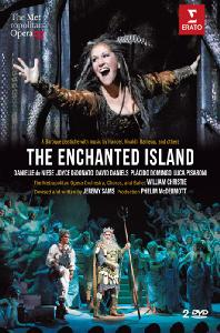 THE ENCHANTED ISLAND/ WILLIAM CHRISTIE [오페라: 마법의 섬]