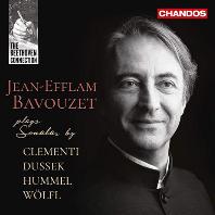 PLAYS SONATAS BY CLEMENTI, DUSSEK, HUMMEL & WOLFL [베토벤 커넥션: 피아노 소나타 - 장 에프랑 바부제]
