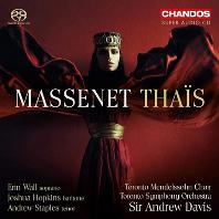 """THAIS/ ANDREW DAVIS [SACD HYBRID] [마스네: 오페라 """"타이스"""" 전곡 - 앤드류 데이비스]"""