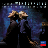 WINTERREISE & SCHWANENGESAN/ GUNTHER GROISSBOCK, GEROLD HUBER [슈베르트: 겨울 나그네, 백조의 노래 - 귄터 그로이스뵈크]