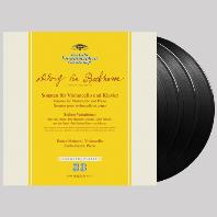 SONATAS FOR VIOLONCELLO AND PIANO/ ENRICO MAINARDI, CARLO ZECCHI [베토벤: 첼로 소나타 전곡 - 엔리코 마이나르디] [ANALOGPHONIC 180G LP]