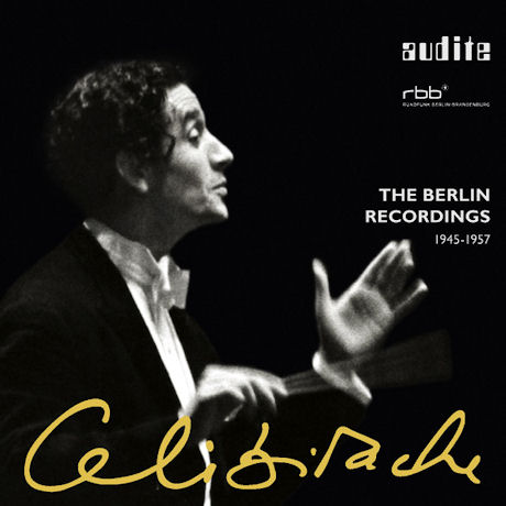THE BERLIN RECORDINGS 1945-1957 [첼리비다케: 베를린레코딩]