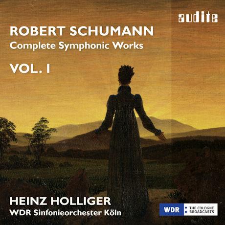 COMPLETE SYMPHONIC WORKS VOL.1/ HEINZ HOLLIGER [슈만: 관현악 작품 전곡 VOL.1]