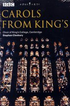 CAROLS FROM KING`S/ <!HS>STEPHEN<!HE> CLEOBURY